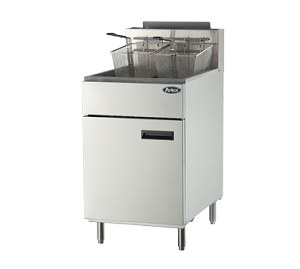 ATFS-75 Atosa - Heavy Duty Fryer gas