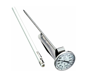 "T220/38A Comark - Pocket Thermometer, 1-3/4"" dial"