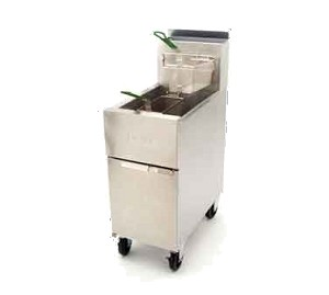 SR152G Dean - Super Runner Value Fryer