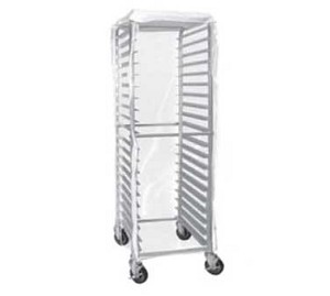 "AAR-20CC GSW USA - Bun Pan Rack Cover, fits: 21""L x 26""W x 70""H pan racks"