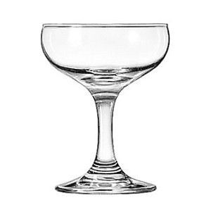 3777 Libbey Glass - Champagne Sour Glass, 4-1/2 oz., Safedge rim and foot guarantee, EMBASSY®