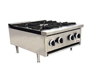 37527 Omcan - (37527)Heavy Duty Hot Plate countertop