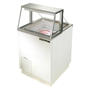 TDC-27 True - Dipping Cabinet -10?F to 8?F