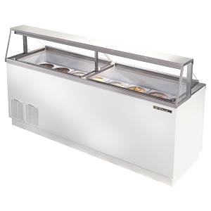 TDC-87 True - Dipping Cabinet -10?F to 8?F