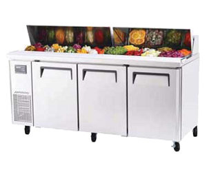 JST-72 - J Series Sandwich/Salad Unit-side mount