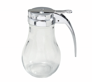 G-116 Winco - Syrup Dispenser