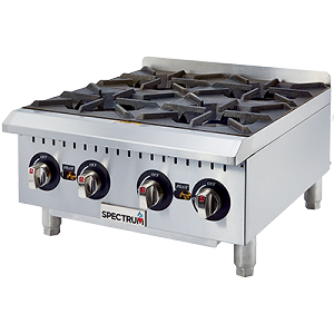 GHP-4 Winco - Spectrum Hot Plate
