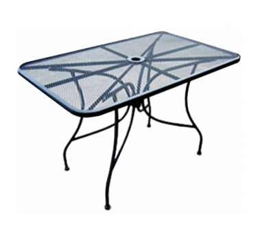 OMT3048 All About Furniture - Patio Table rectangle 30