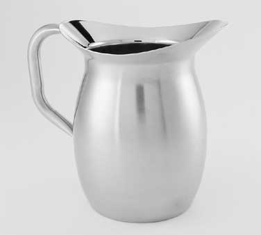 DWPS64 American Metalcraft - Bell Pitcher 64 oz.