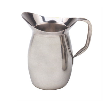 WP100 American Metalcraft - Bell Pitcher 100 oz.