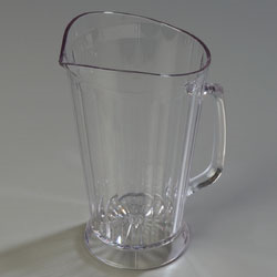 558307 Carlisle - Crystalite® Pitcher 48 oz.