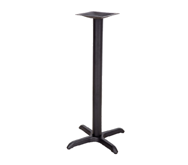 B2222BH Flash Furniture - XU-T2222-BAR-GG Table Base 22