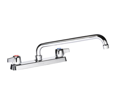 13-808L Krowne Metal - Krowne Commercial Series Faucet deck-mounted