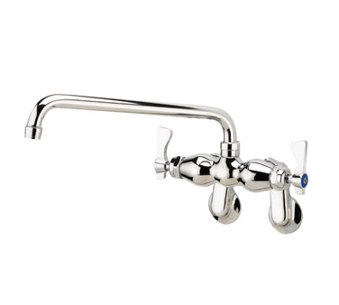 15-612L Krowne Metal - Krowne Royal Series Faucet wall mount