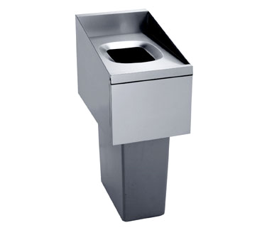 KR18-T12 Krowne Metal - Royal 1800 Series Underbar Trash Station