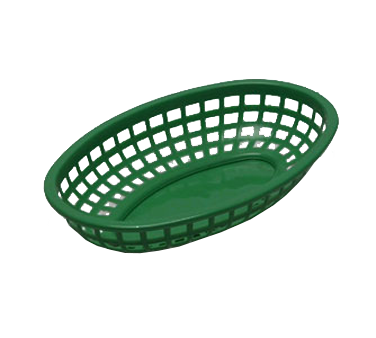 1074FG Tablecraft Products - Classic Basket 9-3/8