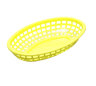 1074Y Tablecraft Products - Classic Basket 9-3/8