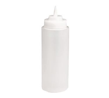3263C Tablecraft Products - WideMouth Squeeze Dispenser 32 oz.