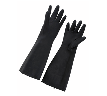 NLG-1018 Winco - Latex Gloves 10