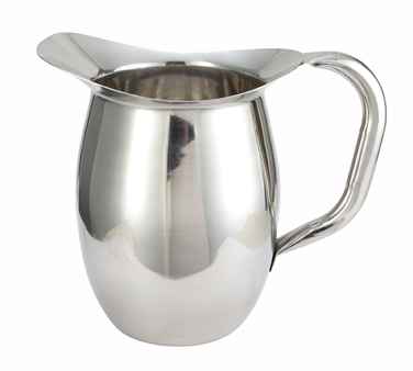 WPB-3 Winco - Deluxe Bell Pitcher 3 quart