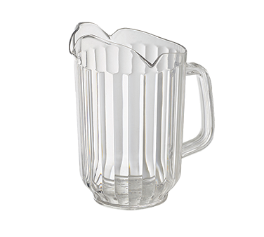 WPCT-60C Winco - Water Pitcher 60 ounce
