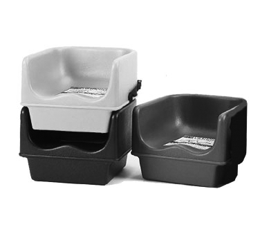 100BCS158 Cambro - BOOSTER SNGL STP 4PK-HTRED