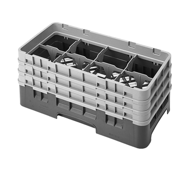 8HS638416 Cambro - CAMRACK 8 6 3/8-CRNBY