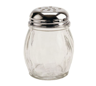 SHKR04SP Crestware - Cheese Shaker 6 oz.