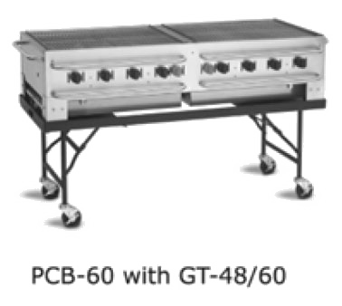 PCB-60 - Stacking Grill