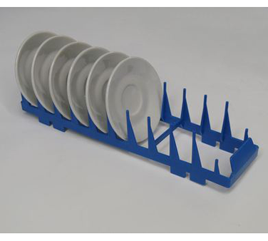 CC00049 Eurodib USA - Lamber Dishwasher Saucer Rack 10 sections