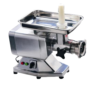 HM-22A Eurodib USA - Meat Grinder anodized aluminum alloy and stainless steel. acid