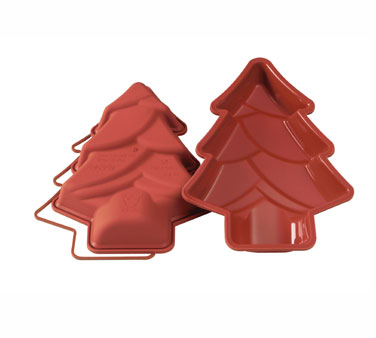 SFT203 Eurodib USA - Uniflex Silicone Collection Pine Tree Mold 11