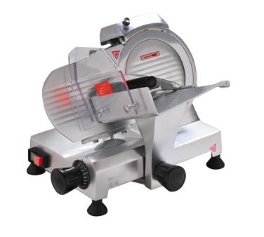 HBS-195JS Eurodib USA - Meat Slicer anodized aluminum
