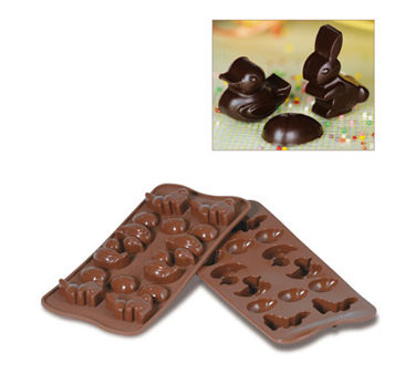 SCG05 Eurodib USA - Silikomart Chocolate Mold Easter