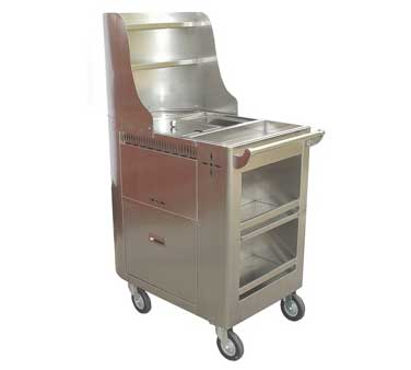 C-BOIL GSW USA - Chinese Dim Sum Boil Cart. 20