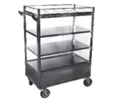 C-DSMW GSW USA - Chinese Dim Sum Cart, medium, 18''W x 30''L x 43-1/2''H