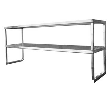 DS-1272 GSW USA - Double Overshelf, 72