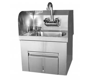 HS-1217TSS GSW USA - Hand Sink, space saver, 9-3/4