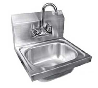 HS-1615W GSW USA - Hand Sink, wall mount, 12-1/2