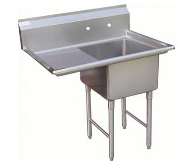 SE18181L24 GSW USA - Sink, 1-compartment, 18