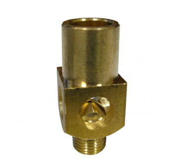 WR-JTCNG GSW USA - Brass Tip For Jet Burner, Natural Gas