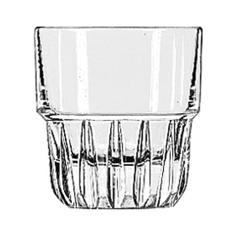 15431 Libbey Glass - Juice Glass, 5 oz., DuraTuff®, EVEREST