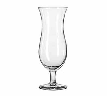 3617 Libbey Glass - Hurricane/Cyclone Glass, 15 oz., safedge rim guarantee
