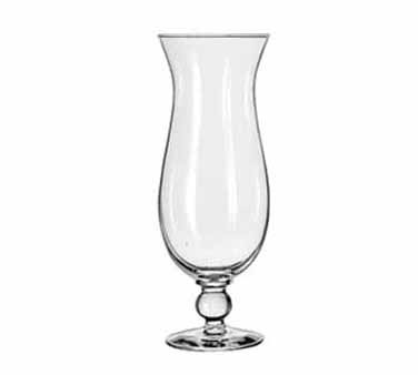 3623 Libbey Glass - Specialty Hurricane Glass, 23-1/2 oz., safedge rim guarantee