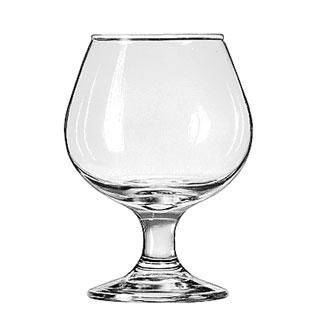 3704 Libbey Glass - Brandy Glass, 9-1/4 oz., Safedge rim and foot guarantee, EMBASSY®