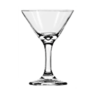 3771 Libbey Glass - Cocktail Glass, 5 oz., Safedge rim and foot guarantee, EMBASSY®