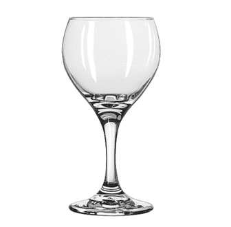 3964 Libbey Glass - Red Wine Glass, 8-1/2 oz., Safedge rim and foot guarantee, TEARDROP™
