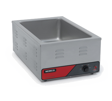 6055A Nemco - Countertop Warmer (export) accepts a 12