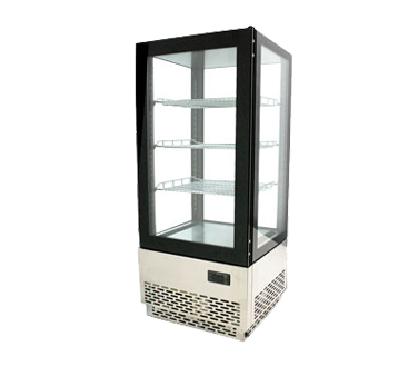RS-CN-0078 Omcan - (39551) Refrigerated Display Case countertop