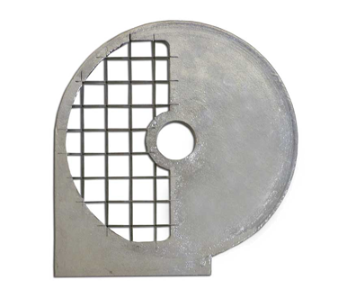 TV0D010 Omcan - (10039) Disc For CETV Cubic-Shape 10x10mm
